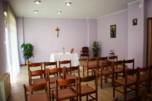 la cappella del residence belvedere