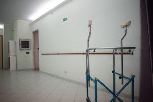 palestra del residence belvedere
